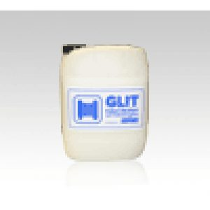 Glit¸ lubricant blue can