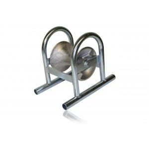 Kabeltrinse enkel, aluminium