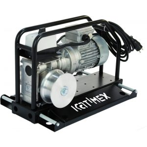 Kabelvinsj KSW-E 2000, 230 V, trekk-kraft 20 / 10 kN