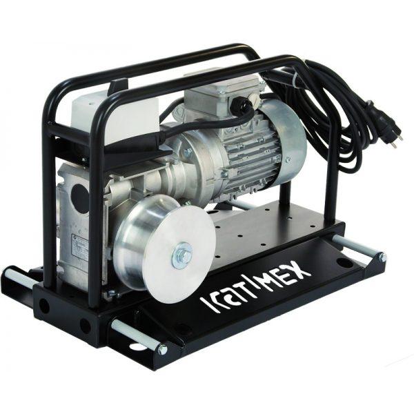 Kabelvinsj KSW-E 1200, 400 V, trekk-kraft 12 / 6 kN