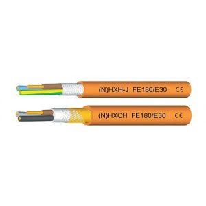 (BI)NHXH-J FE3G2,5mm2180/E30-E60 Funksjonssikker