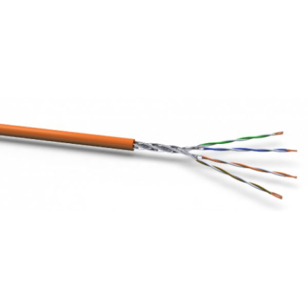 CAT6A U-FTP ORANGE 500M