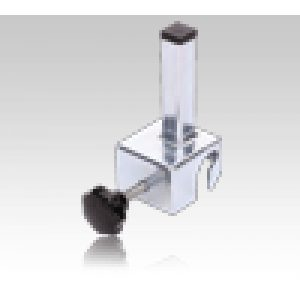 Universal fitting for cable tray roller 75 mm