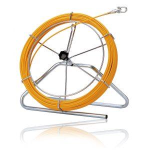 Trekkefjær Cablejet 7,2 mm med søketråd 30 m