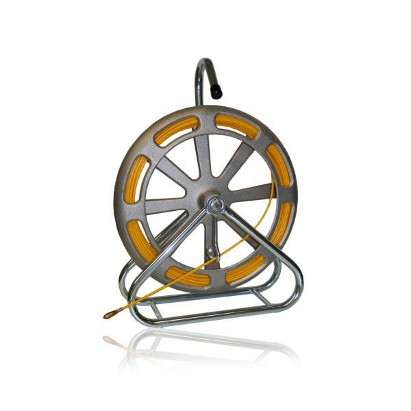 Kabeltrekkeutstyr Cablemax, Ø 4,5 mm med søketråd 30 meter