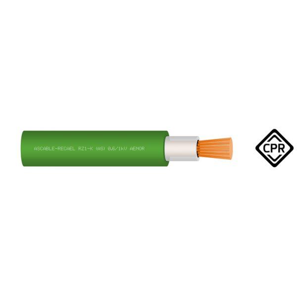 RZ1-K (AS) 0.6/1kV 1X25 Cu NG (BOB)