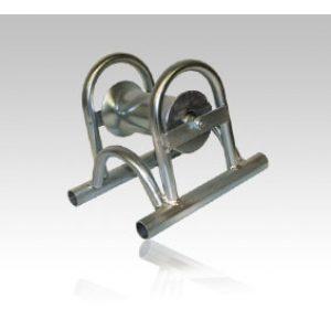 Kabeltrinse enkel, stål